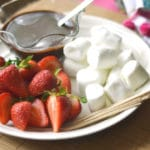 Easy Chocolate Fondue