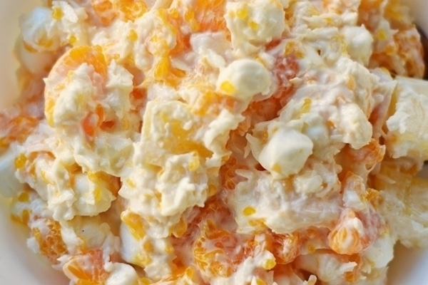 recipe: five cup salad marshmallows [27]