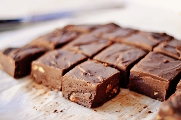 Foolproof Fudge adapted from Eaglebrand