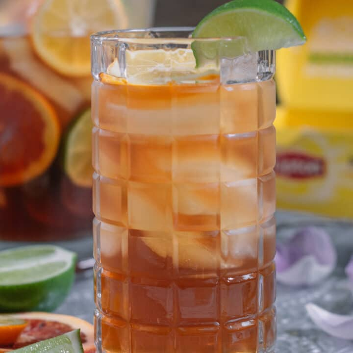 How To Make Sweet Iced Tea Like A Southerner Little Figgy Food