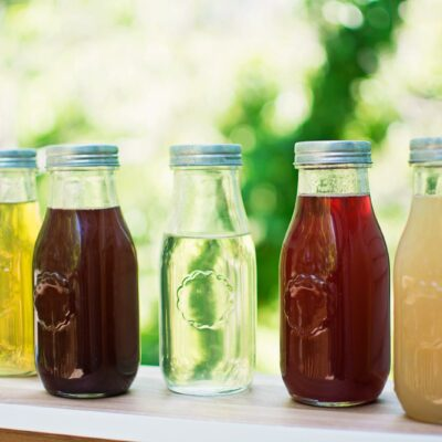 Flavored Simple Syrups