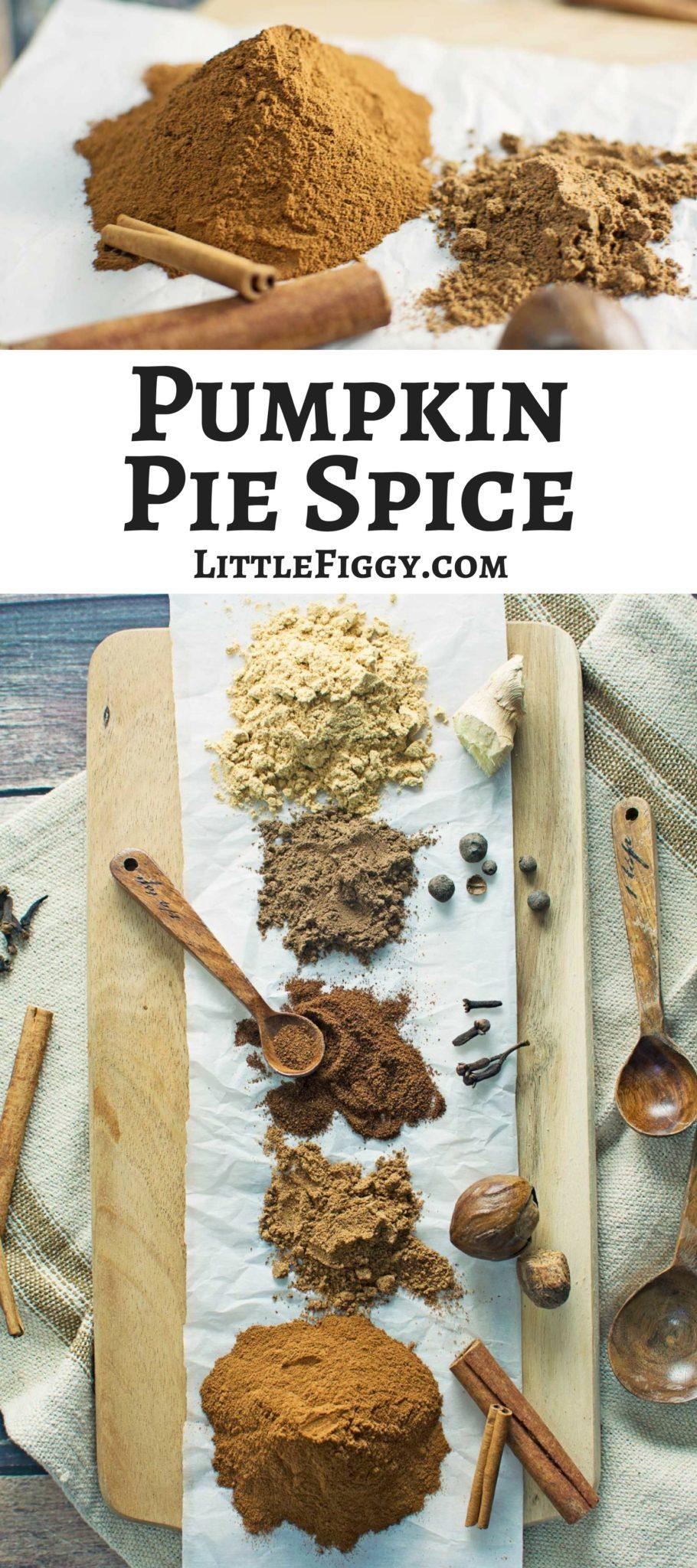 how to make pumpkin pie spice blend