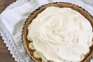 Enjoy this easy to make Banoffee Pie, perfect to finish off any meal! @WorldMarket #worldmarkettribe #ad