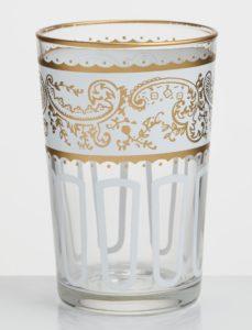 White Tea Glasses
