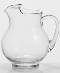 Acapulco Glass Pitcher