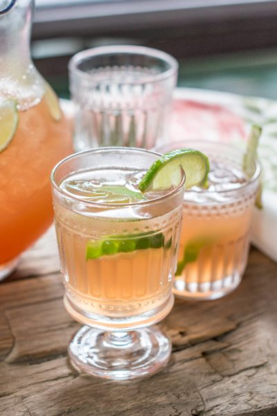 Scarlet O'Hara Cocktail Punch ready to enjoy! @WorldMarket #WorldMarketCMA #ad