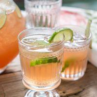 Scarlet O'Hara Cocktail Punch