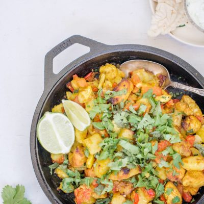 How to Pimp Up Potato Chicken Stew Indian Style