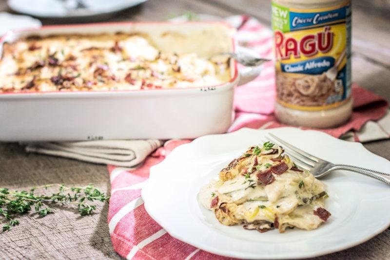 Recipe for Zucchini Potato Gratin