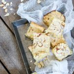 White Chocolate Blondies + A Nod to Smart Tech