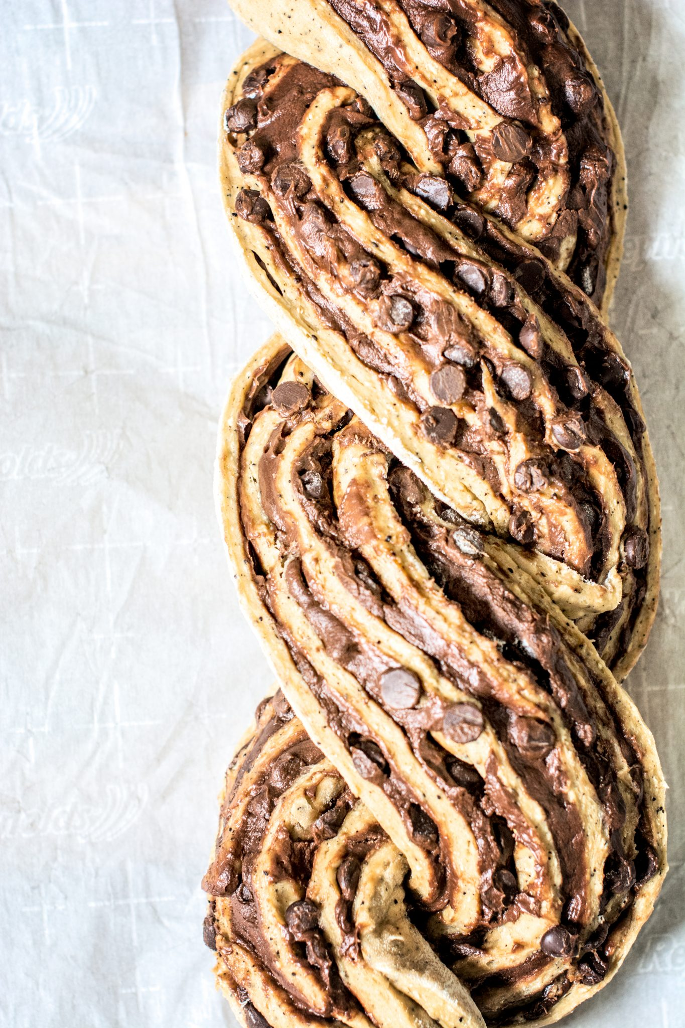 Twisted Babka Dough