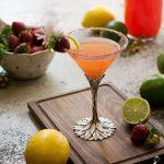 Sous Vide Cocktails: Strawberry Daiquiri