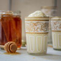 Rosemary and Honey Ice Cream