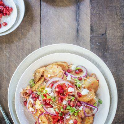 Easy to Make Moroccan Potato Salad Recipe