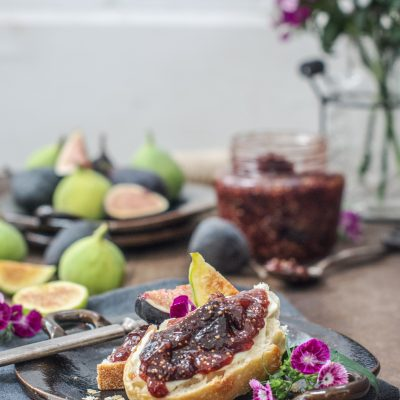 Easy to Make Homemade Fig Jam Recipe