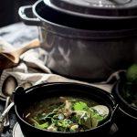 Thai Coconut Chicken Soup – Tom Kha Gai
