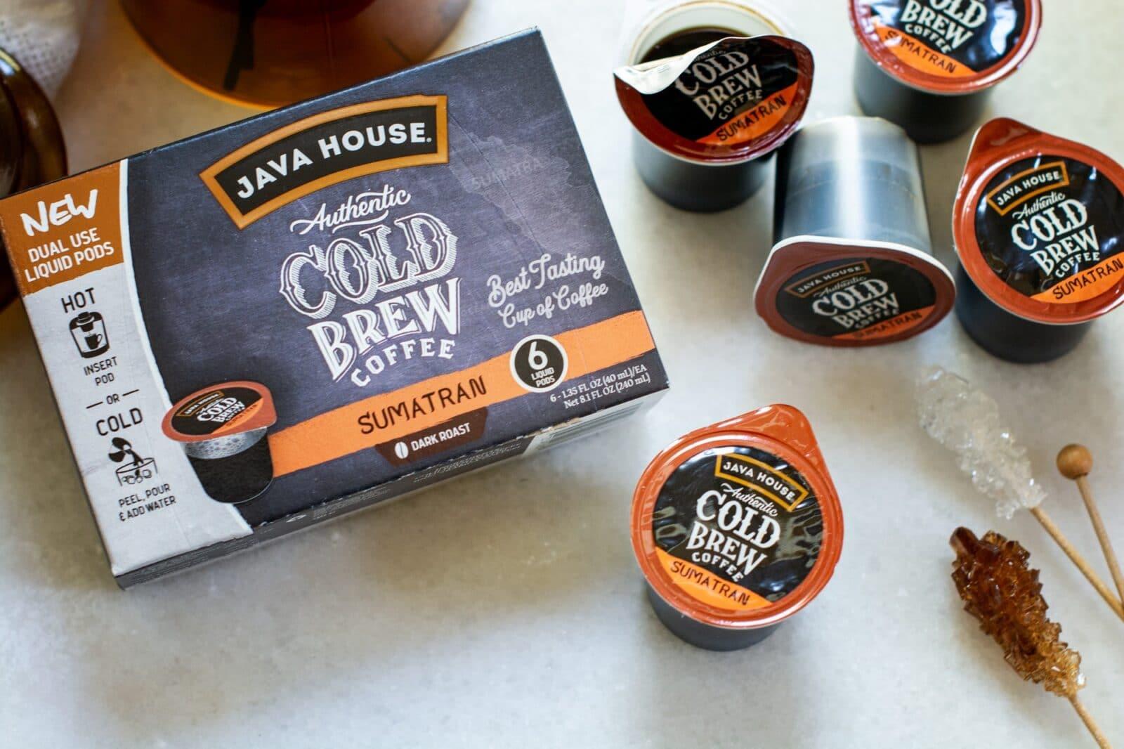 Java House Sumatran Pods