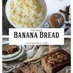 My best banana bread with a secret ingredient