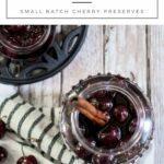 Small Batch Maraschino Cherries Recipe