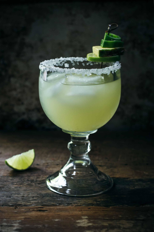 Chile Pineapple Margarita Recipe