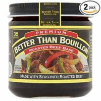 Better Than Bouillon Premium Roasted Beef Base, 8.0 OZ (2 Pack)