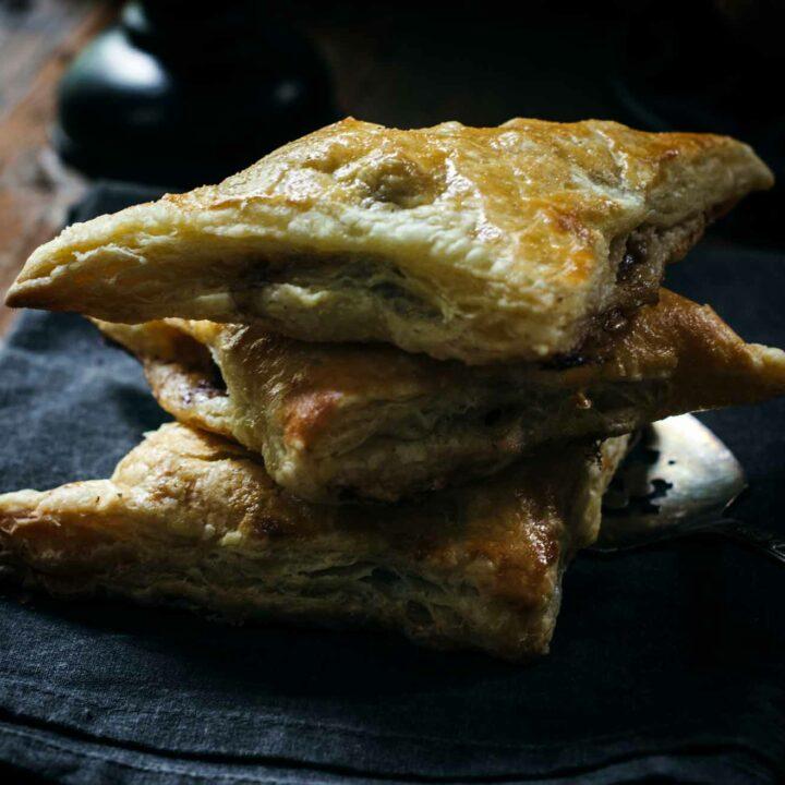 Cornish Pasties - Beef and Potato Hand Pies