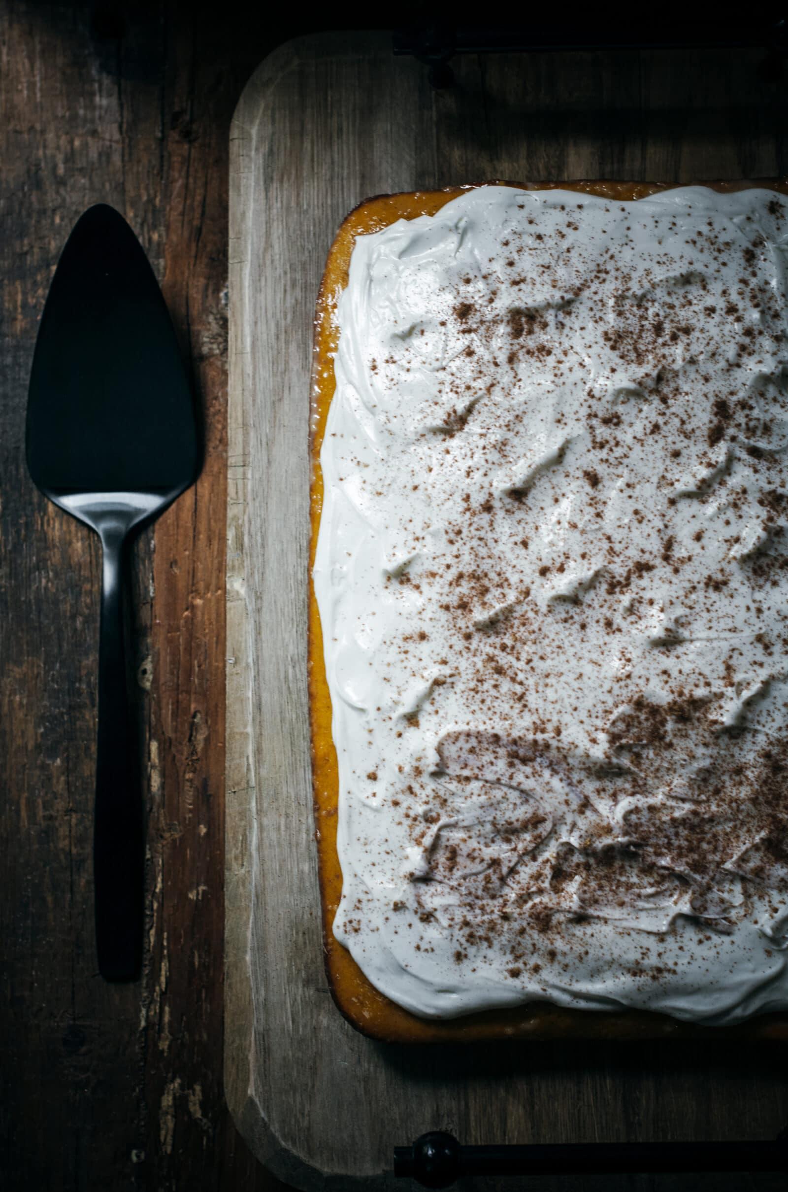 Easy Pumpkin Tres Leches Cake Recipe