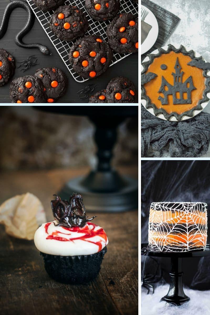 50+ Best Halloween Dessert Recipes Ideas