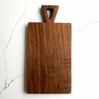 Vintage Style Walnut Cheese board | Handmade Cutting Board | Charcuterie Board