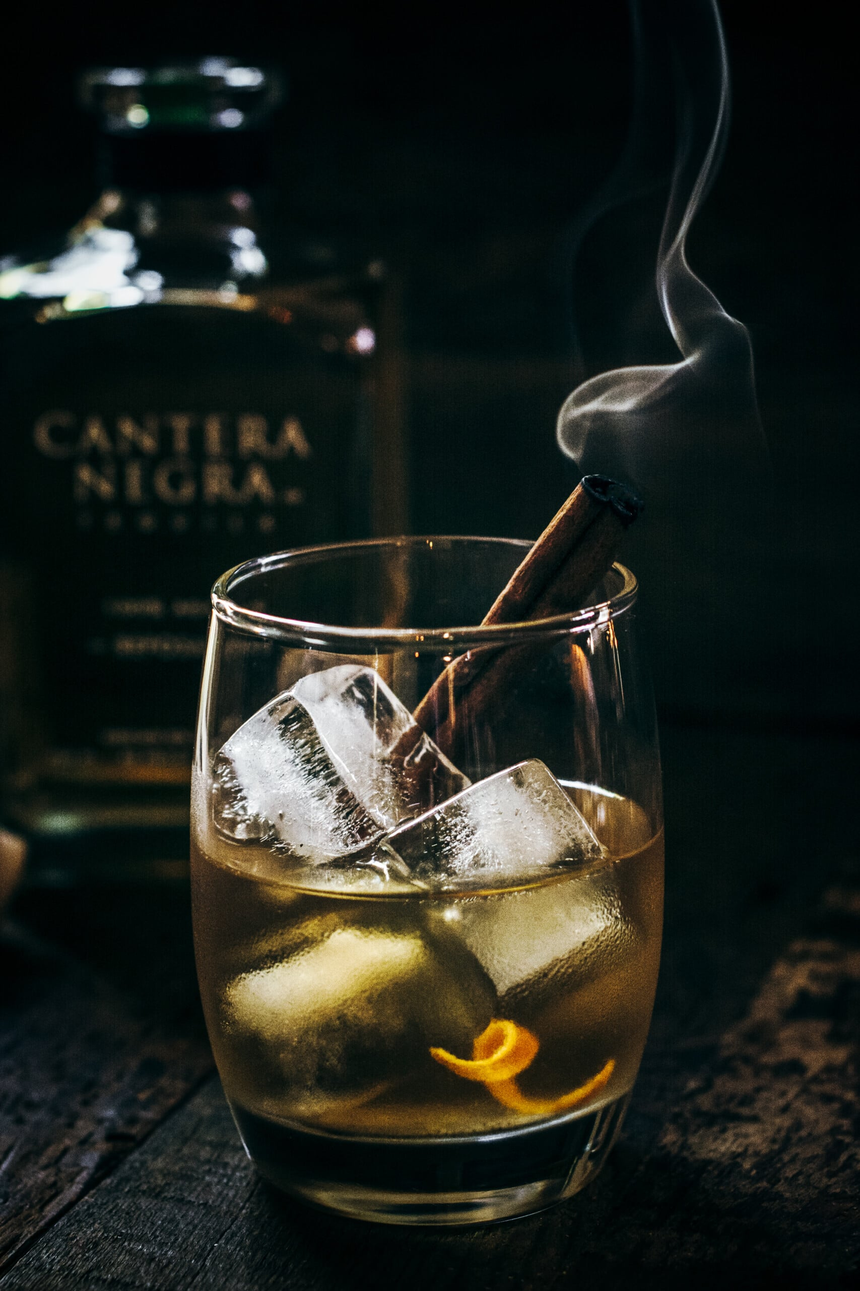 A Stunning Winter Tequila Cocktail Recipe