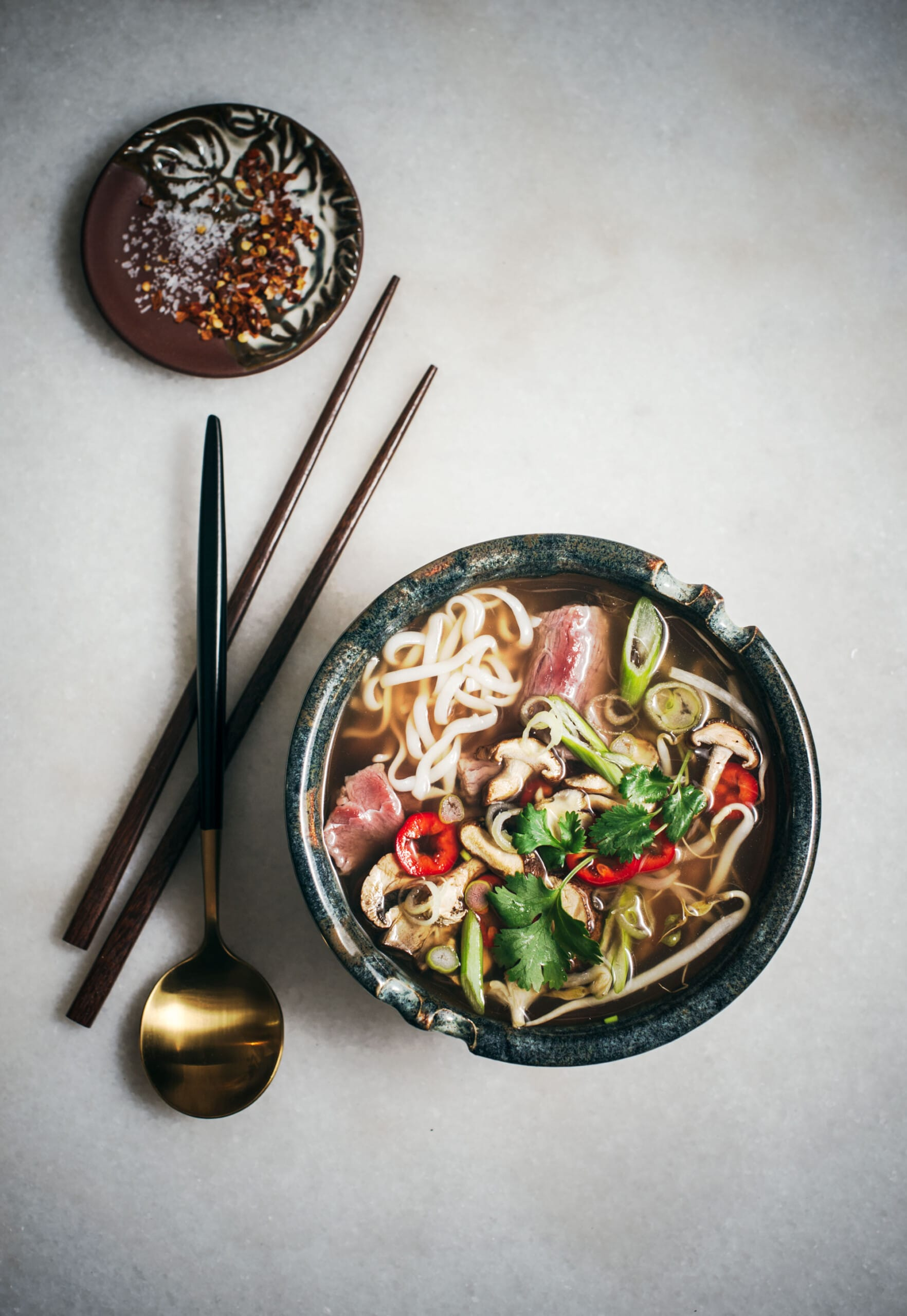 The Best Tasting Vegetarian Pho Broth Recipe