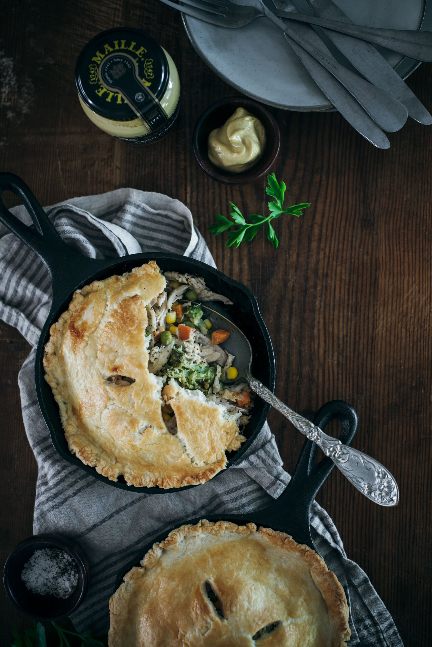 Dinner Ideas: Easy to Make Chicken Pot Pie Recipe